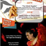 Purim Palooza &amp; Salsa Dance Party!