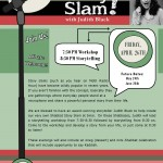 Story Slam with Judith Black - April 26