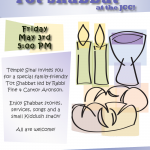 Tot Shabbat at the JCC - May 3