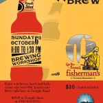 Beer Brew Workshop - Oct 6