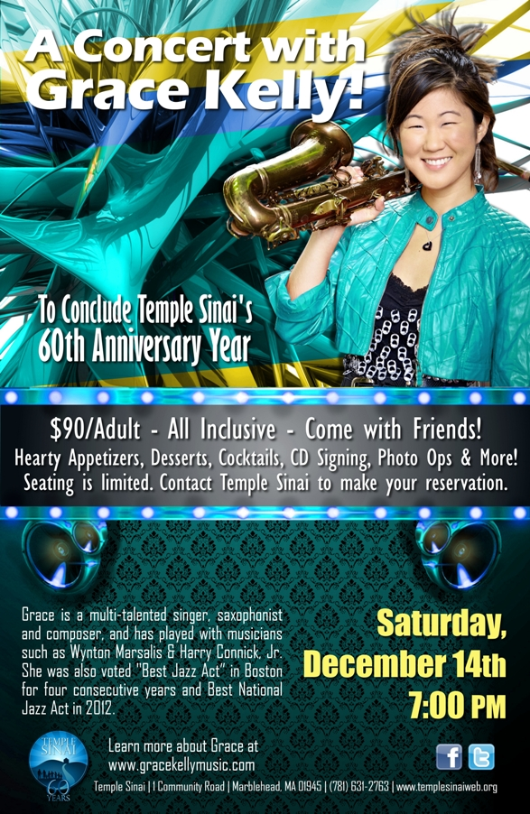 60th Anniversary Celebration - Dec 14