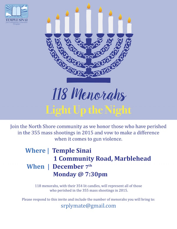 Special Community-wide Event!  Tonight!