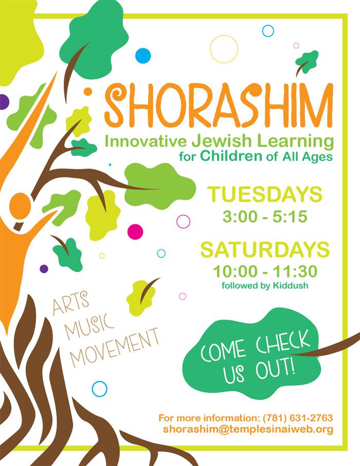 Shorashim Registration!